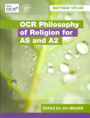 Philosophy of Religion for AS and A2