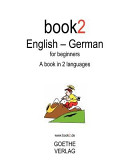 Book2 English   German for Beginners