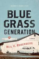 Bluegrass Generation