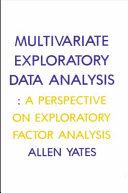 Multivariate Exploratory Data Analysis