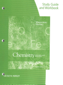 Study Guide and Workbook for Masterton  Hurley s Chemistry  Principles and Reactions