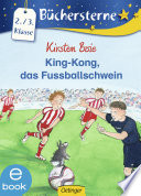 King Kong  das Fu  ballschwein
