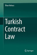 Turkish Contract Law