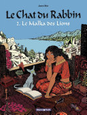 Le Chat du Rabbin – tome 2 – Le Malka des Lions