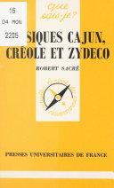 Musiques Cajun, créole et zydeco