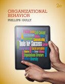 Organizational Behavior: Tools for Success