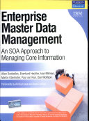 Enterprise Master Data Management  An Soa Approach To Managing Core Information