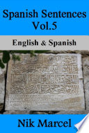 Spanish Sentences Vol 5