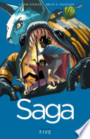 SAGA VOL. 5 by Brian K. Vaughan