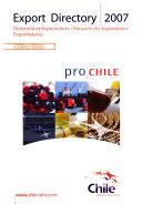 Chilenischer Export Katalog