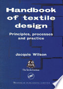 Handbook Of Textile Design : roles and responsibilities and are frequently...