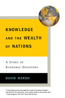 download ebook knowledge and the wealth of nations: a story of economic discovery pdf epub