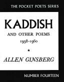Kaddish and Other Poems  1958 1960
