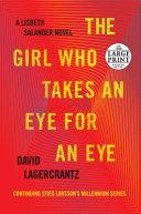 Girl Who Takes An Eye For An E