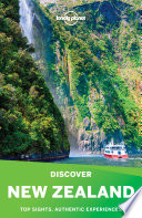 Lonely Planet   s Discover New Zealand