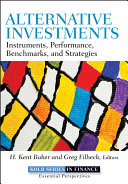 download ebook alternative investments pdf epub