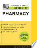 Appleton   Lange Review of Pharmacy  Book