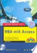 Jetzt lerne ich VBA mit Access