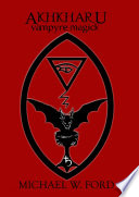 AKHKHARU   Vampyre Magick