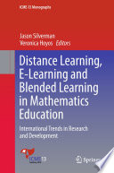 Distance Learning  E Learning and Blended Learning in Mathematics Education