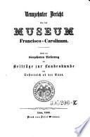 Bericht über das Museum Francisco-Carolinum
