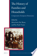 The History of Families and Households