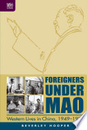 Foreigners under Mao