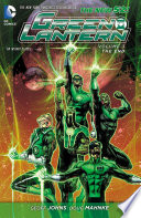 Green Lantern Vol  3  The End