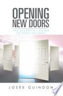Opening New Doors Book PDF