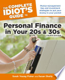 The Complete Idiot s Guide to Personal Finance in Your 20s   30s  4E