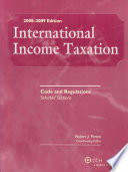 International Income Taxation