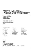 Patty s Industrial Hygiene and Toxicology