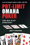 Pot-limit Omaha Poker: Book