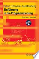 Einf Hrung In Die Programmierung
