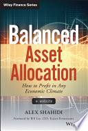 Balanced Asset Allocation