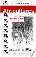 Rwanda 2000   m  moires d avenir