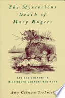 The Mysterious Death Of Mary Rogers