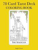 78 Card Tarot Deck Coloring Book