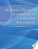 Pediatric Physical Examination   Health Assessment