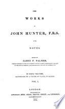The Works   of John Hunter