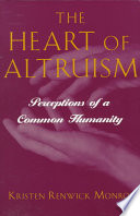 The Heart Of Altruism : biological theories would argue so, but...