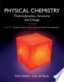 Physical Chemistry  Volume 2