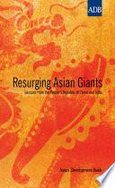 Resurging Asian Giants