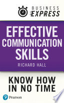 Business Express Effective Communication Skills