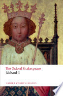 Richard II: The Oxford Shakespeare
