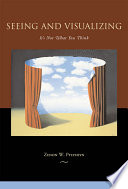 Seeing and Visualizing Book PDF