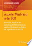 Sexueller Missbrauch in der DDR