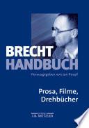 Brecht Handbuch