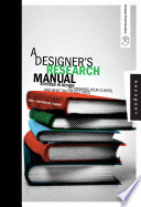 A Designer s Research Manual