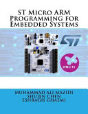 St Micro Arm Programming for Embedded Systems